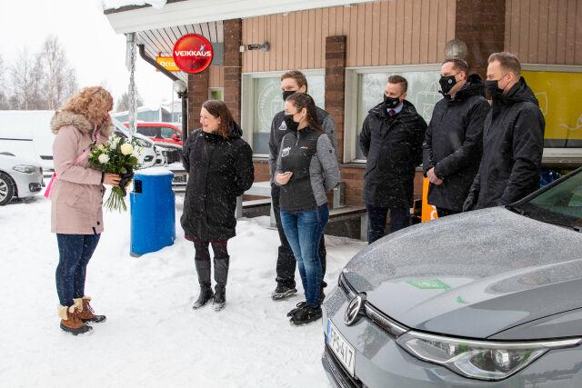 Autojahti-kampanjan voittaja löytyi Pohjois-Suomesta