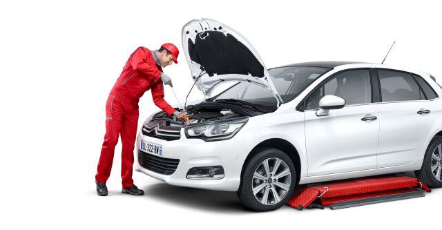Citroën-huolto