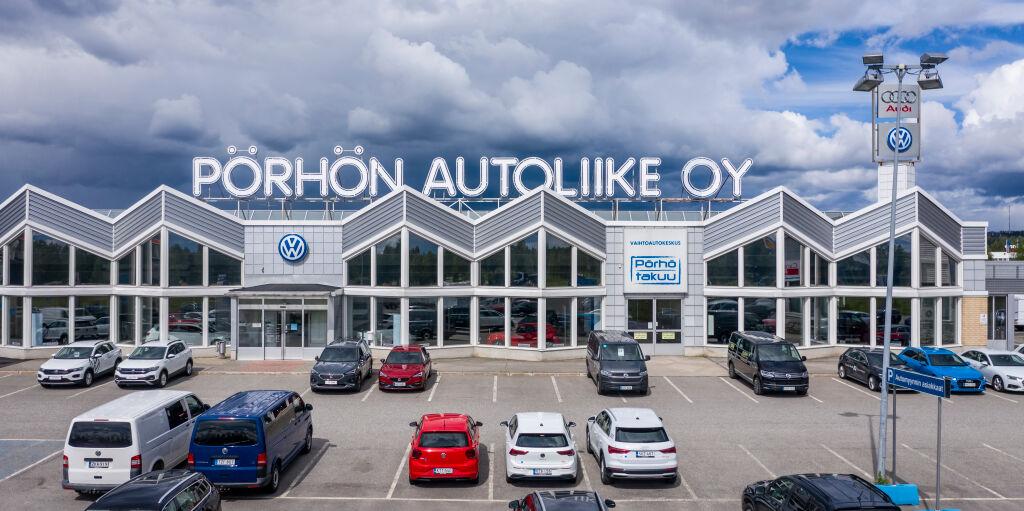 Pörhö Vaihtoautokeskus Rovaniemi
