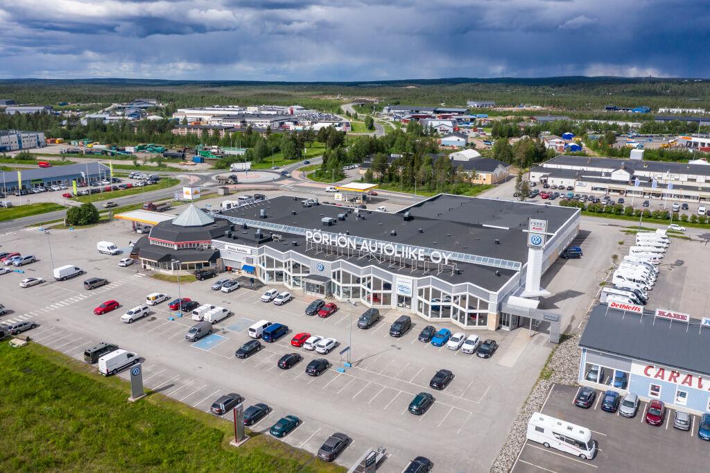 Pörhö Rovaniemi