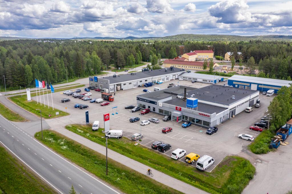 Pörhö Lapin Auto Rovaniemi