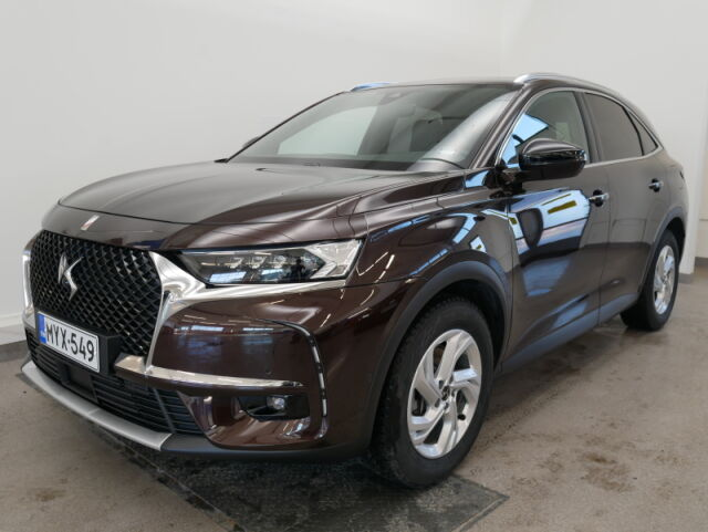DS 7 Crossback 2021
