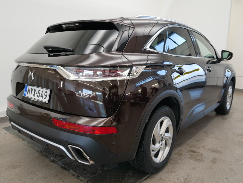 DS 7 Crossback 2021 DS 7 Crossback E-Tense 4x4 Plug-in Hybrid Grand Chic Business Limited Automaatti